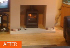 Exeter stove fitters