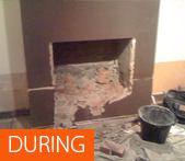 Exeter stove fitter