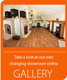 Stove Showroom Exeter