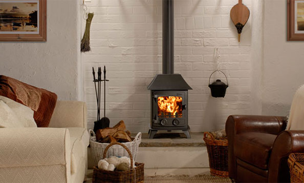 Yeoman Woodburning Stoves Charnmouth